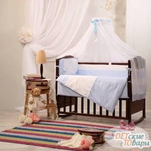 Детский постельный комплект Маленькая соня Дарлинг 7 ед.