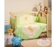 """Детский постельный комплект Маленькая соня """"Tiny Love"""" 7 ед."""