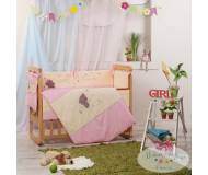 Детский постельный комплект Маленькая соня Воображуля 6 ед