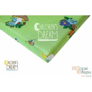 Детский матрас Childrens Dreams Кокос+Поролон+Кокос 8см