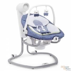 Детское кресло-качалка 2в1  Joie Serine
