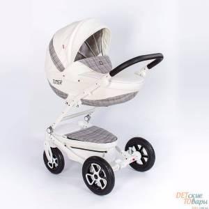 Детская универсальная коляска 2в1 Tutek Timer Кожа