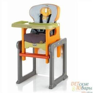 Детский стульчик-трансформер для кормления Jane Activa Evo