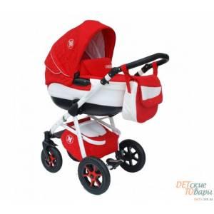 Детская универсальная коляска 2в1 Anmar Maseratti
