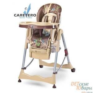 Детский стульчик для кормления Caretero Magnus Fun