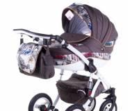 Детская универсальная коляска 2в1 Adamex Aspena World Collection