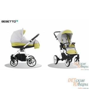 Детская универсальная коляска 3в1 Bebetto Luca S-Line