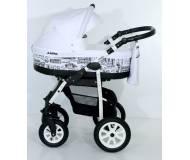 Детская универсальная коляска 2в1 Verdi Laser