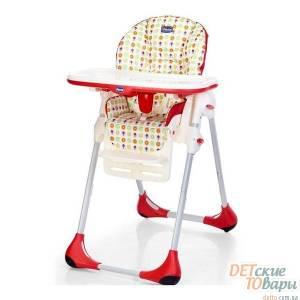 Детский стульчик для кормления Chicco Easy