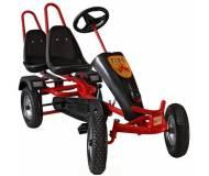 Детский педальный автомобиль Kidigo Double