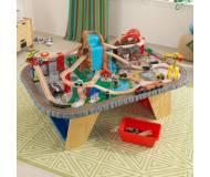 Детская деревянная дорога KidKraft 17498