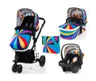 Детская универсальная коляска 3 в 1 Cosatto Giggle