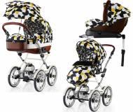 Детская универсальная коляска 3 в 1 Cosatto Wonder  + база Isofix