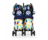 Детская прогулочная коляска для двойни Cosatto TO & FRO DUO