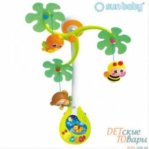 Детский мобиль Sun Baby Fantasy
