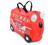 Детский чемоданчик каталка Trunki Bus