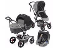 Детская универсальная коляска 3в1 Jane Crosswalk Transporter Lite Koos