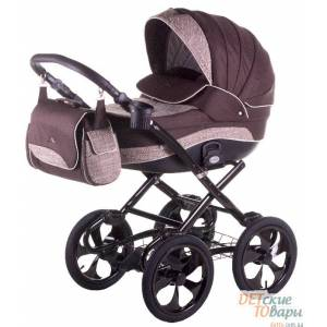 Детская универсальная коляска 2в1 Adamex Sofia