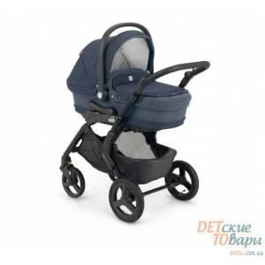 Детская универсальная коляска 3в1 Cam Dinamico Up Top Black