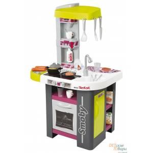 Детская интерактивная кухня Smoby Mini Tefal Studio 311001