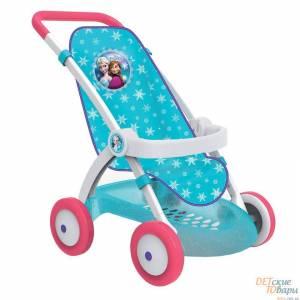 Игрушечная коляска Smoby Frozen 254045