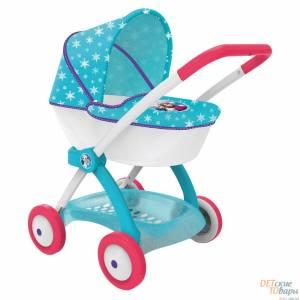 Игрушечная коляска Smoby Frozen 254145