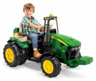 Детский трактор Peg-Perego John Deere Dual Force