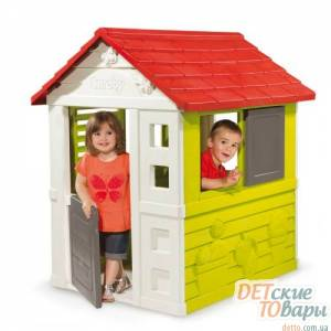 Детский игровой домик Smoby 810704