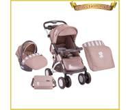 Детская универсальная коляска 3в1 Bertoni Appolo Set