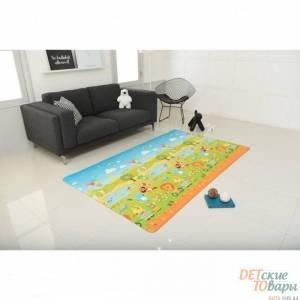 Детский игровой коврик Alzipmat Funimal 240х140см