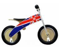 Детский беговел Kiddi Moto Kurve