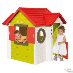 Детский игровой домик Smoby 810402