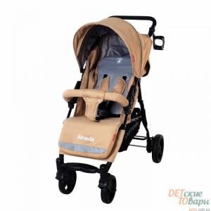 Детская прогулочная коляска Carrello Strada CRL-7305