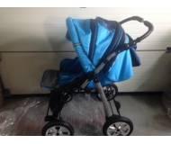 Детская универсальная коляска трансформер MIKRUS JAGUAR