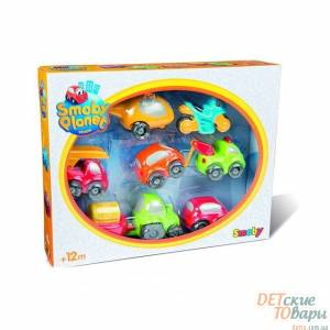 Детский игровой набор Smoby Автомобили 120209