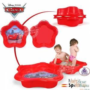 Детская песочница-бассейн 2в1 Injusa