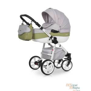 Детская универсальная коляска 2в1 Riko Nano Ecco