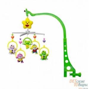 Детский музыкальный мобиль Bertoni Sea 1031013