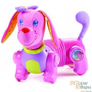 Интерактивная игрушка Щенок Фиона Tiny Love