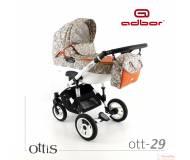 Детская универсальная коляска 2в1 Adbor Ottis