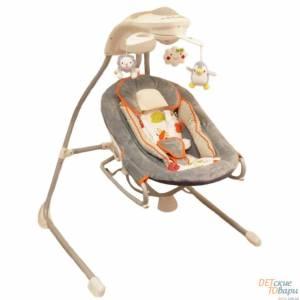 Детское кресло-качалка Baby Mix BY028