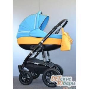 Детская универсальная коляска 2 в 1 Ajax Group Лыбидь (Либідь)