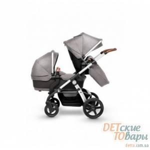 Детская универсальная коляска для погодок 2в1 Silver Cross Wave
