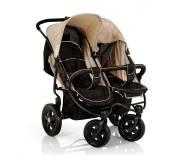 Детская прогулочная коляска для двойни Hauck Roadster 11 Duo Sl