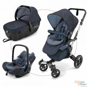 Детская универсальная  коляска 3в1 Concord Neo Travel-Set