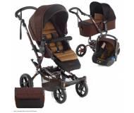 Детская универсальная коляска 3в1 Jane Crosswalk Koos Micro