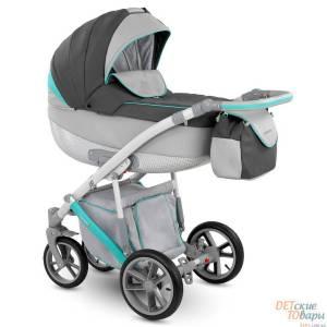 Детская универсальная коляска 2в1 Camarelo Piro