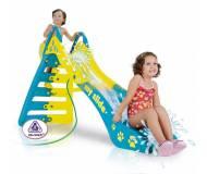 Детская горка с водным эффектом Injusa My First Slide