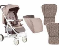 Детская прогулочная коляска Bertoni S-300