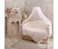 Детский постельный комплект Маленькая соня Baby chic 7 ед